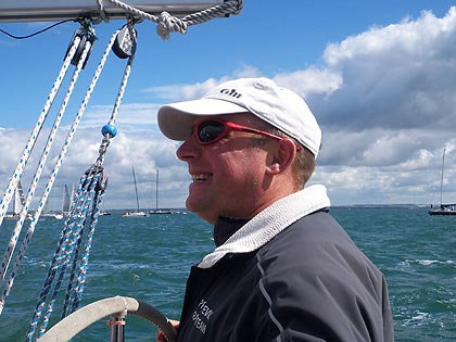 sail crusing courses