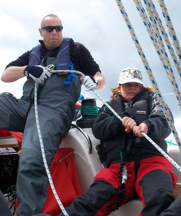 sailing instruction from john wetton